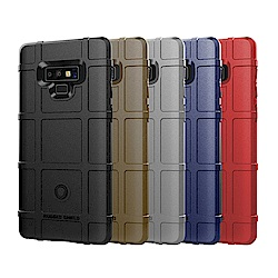 QinD SAMSUNG Galaxy Note 9 戰術護盾保護套