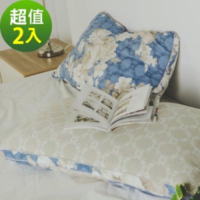 絲薇諾  枕頭/枕心  吸濕排汗天絲枕 2入組 - 夏洛克