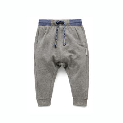澳洲Purebaby有機棉男童運動褲-休閒褲1-3歲