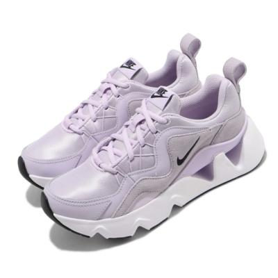 Nike 休閒鞋 RYZ 365 運動 女鞋 厚底 穿搭 時尚 粉紫 白 BQ4153500