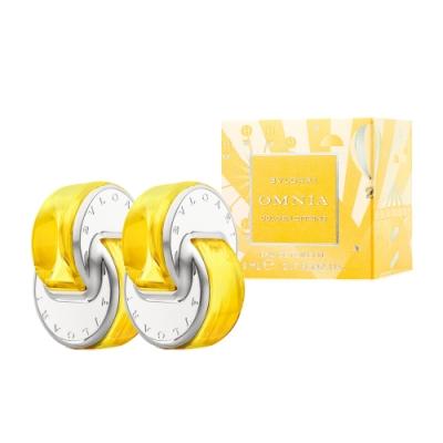 BVLGARI 寶格麗 晶耀限量版女性淡香水小香5mlx2入