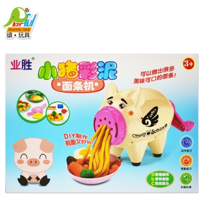Playful Toys 頑玩具 小豬黏土麵條機