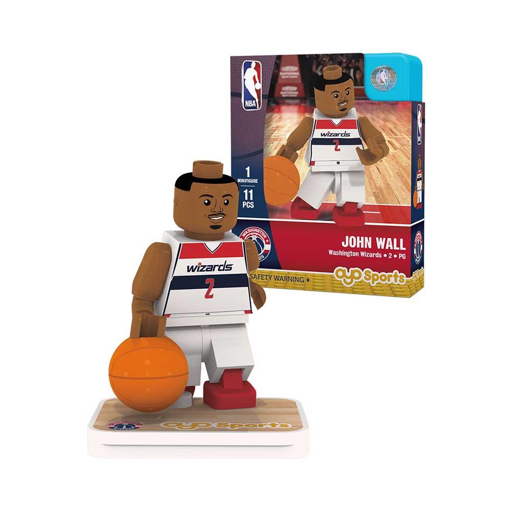 OYO Sports NBA 球員公仔 巫師隊 John Wall