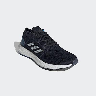 adidas PUREBOOST GO 跑鞋 男/女 EE4675