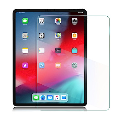 Xmart For iPad Pro 2018 12.9吋 薄型 9H 玻璃保護貼