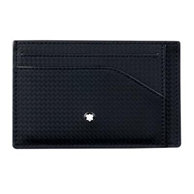 MONTBLANC 萬寶龍Extreme風尚2.0 三卡拉鍊卡夾