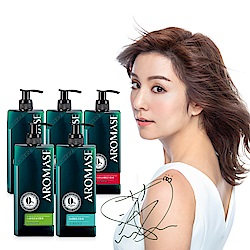 AROMASE艾瑪絲 頭皮養護系列洗髮精400mL任選1件