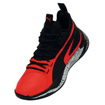 PUMA-Uproar Hybrid Court Core復古籃球鞋-賽車紅