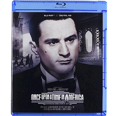 四海兄弟  Once Upon A Time In America 藍光 BD