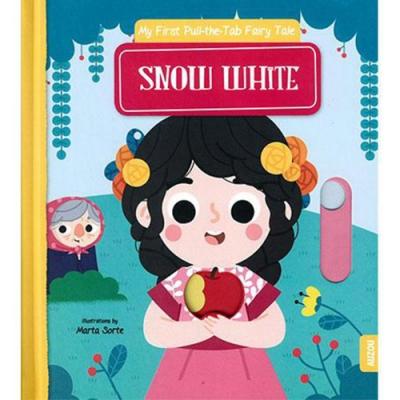Snow White 白雪公主 推拉硬頁書