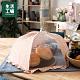 【週年慶倒數↗全館限時8折起-生活工場】朵朵食光餐罩54cm product thumbnail 1