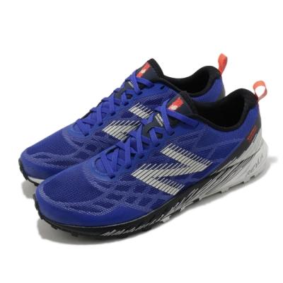 New Balance 慢跑鞋 Summit Unknown 寬楦 男鞋 紐巴倫 透氣 舒適 避震 路跑 運動 藍 灰 MTUNKNU2E