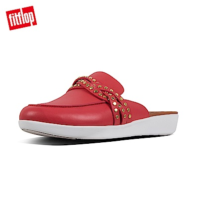 FitFlop SERENE時尚穆勒鞋紅色