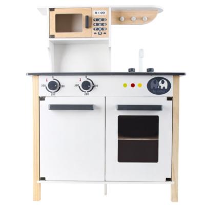 經典木玩 兒童歐式廚房家家酒組(廚房遊戲)36m+
