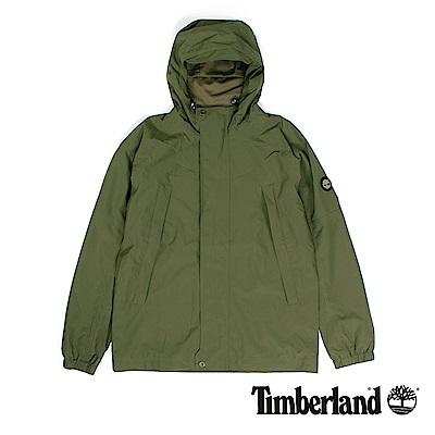 Timberland 男款深橄欖綠夾克