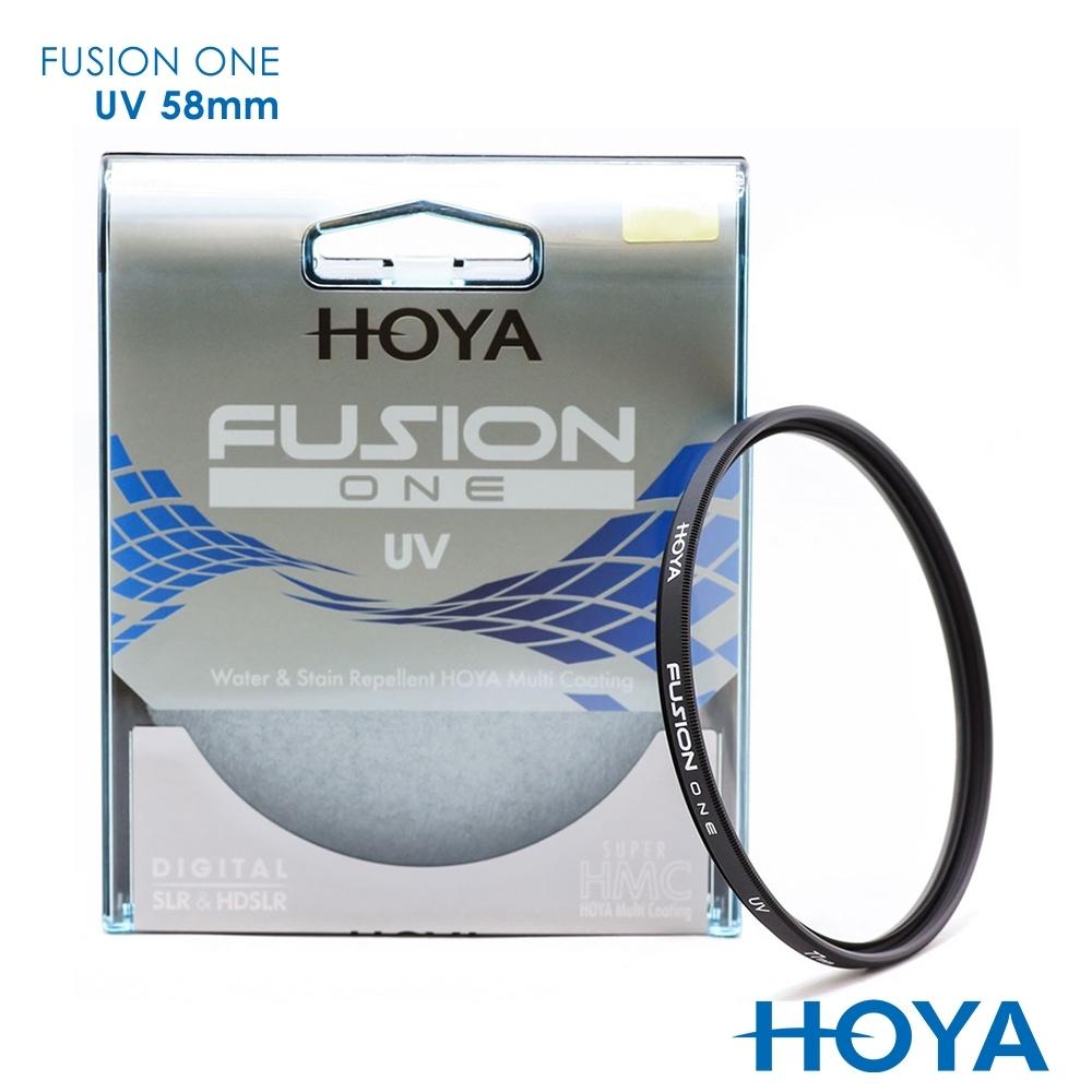 HOYA Fusion One 58mm UV鏡