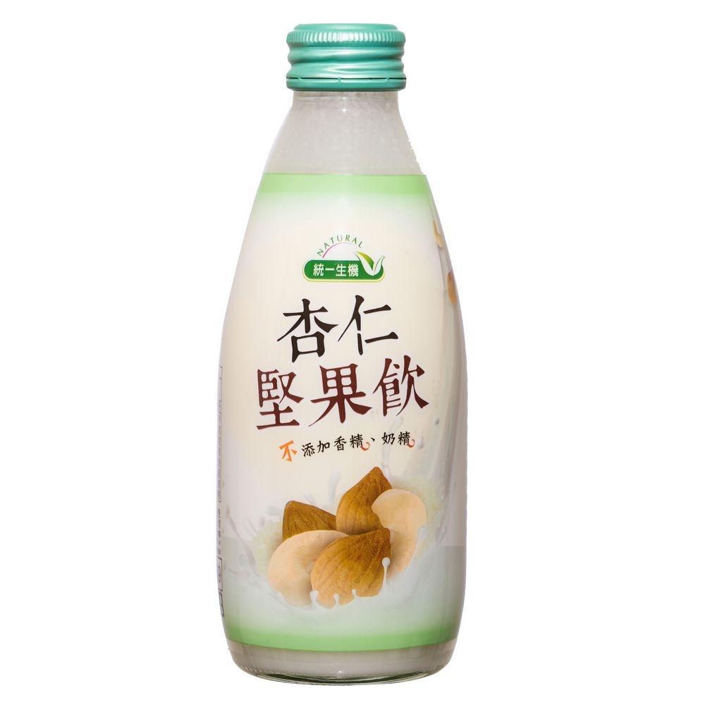 統一生機 杏仁堅果飲(245mlx24瓶)
