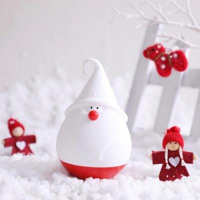 聖誕節雪人暖心LED小夜燈