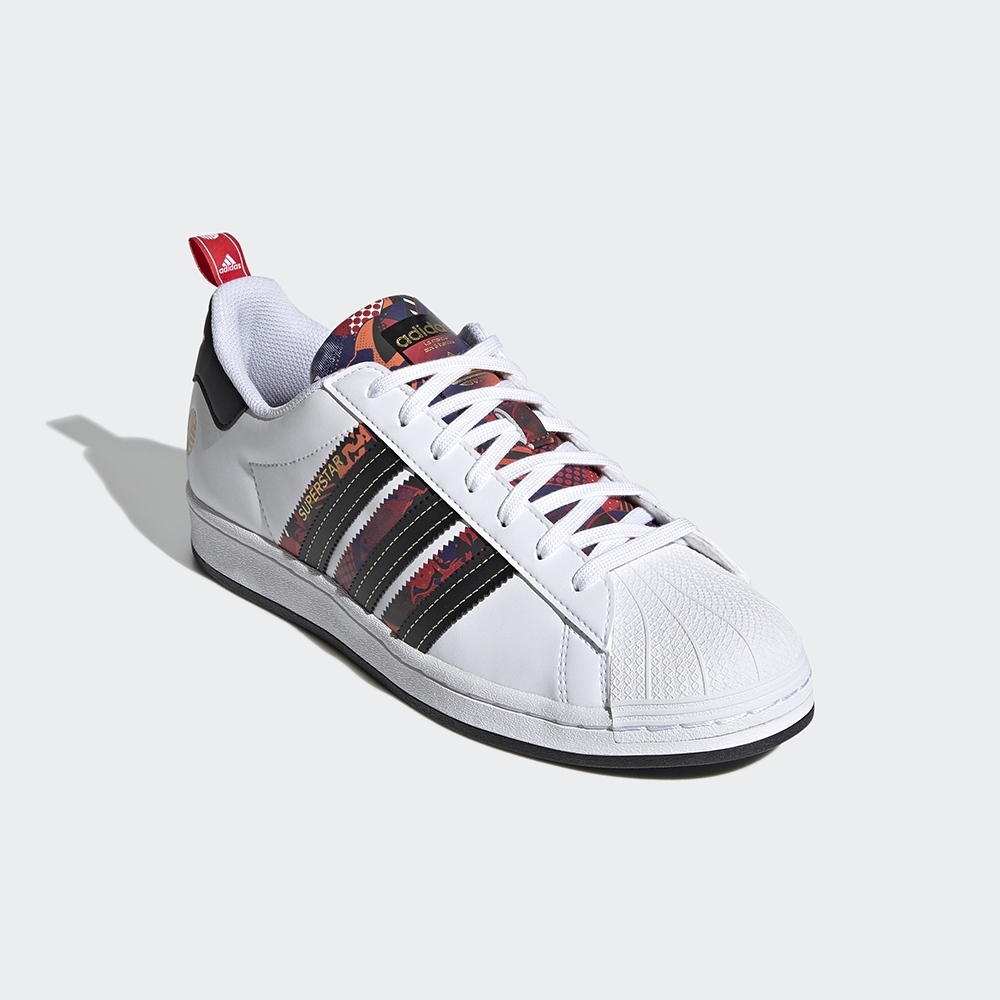 adidas CNY SUPERSTAR 經典鞋 男/女 Q47184