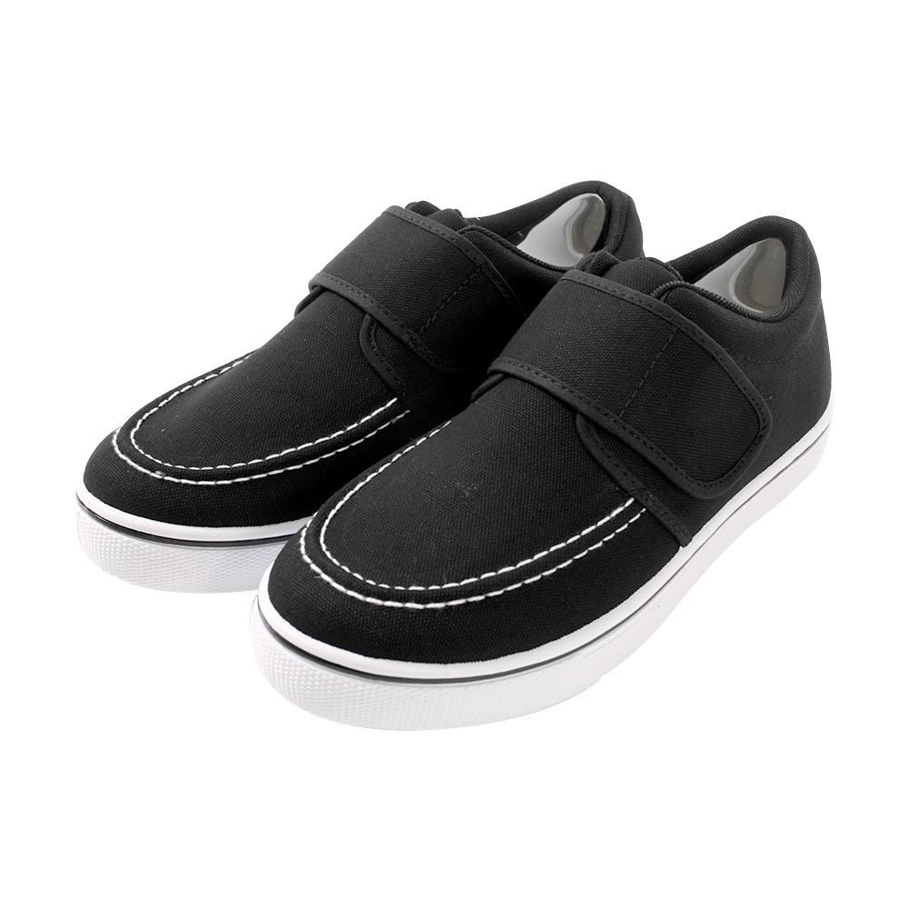 魔法Baby男鞋 台灣製紳士型休閒布鞋sd7227