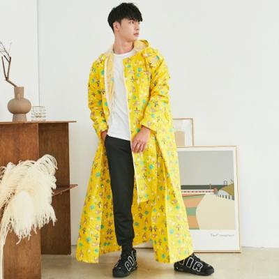RAINSTORY森林小狐狸連身雨衣(XL號)