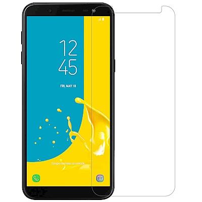 NILLKIN SAMSUNG Galaxy J6 超清防指紋保護貼-套裝版