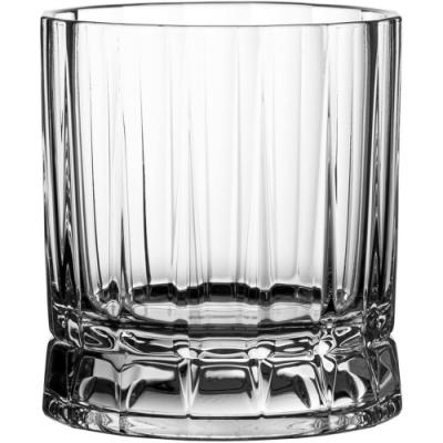 《Utopia》豎紋威士忌杯(250ml)