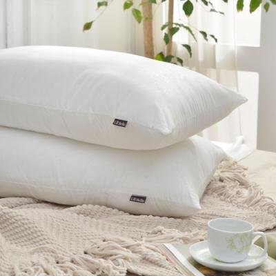 (超值2入組)義大利La Belle 超細纖維可水洗抑菌極致舒柔枕 MIT