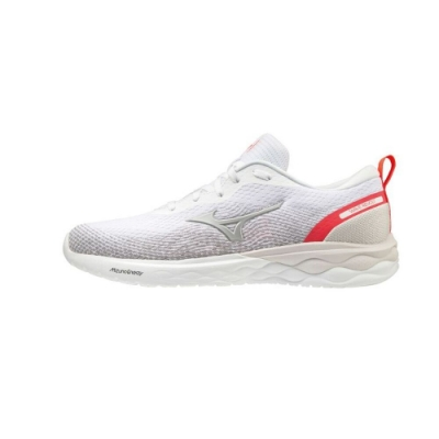 MIZUNO REVOLT 男 跑步鞋 白-J1GC208106