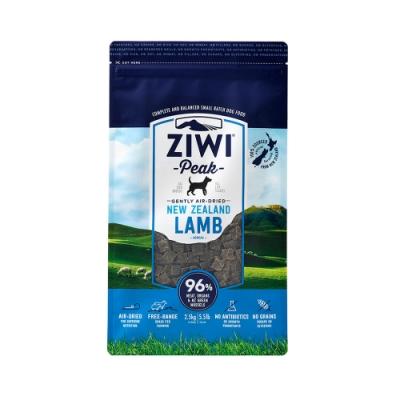 ZiwiPeak 巔峰 96%鮮肉狗糧 羊肉 2.5KG
