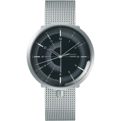 ISSEY MIYAKE 三宅一生One-Sixth系列機械錶(NYAK002Y)