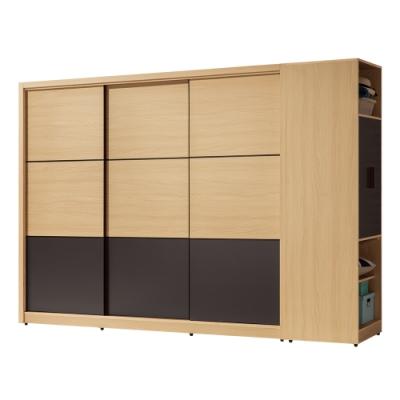 Bernice-安珀9.7尺衣櫃組合-287x60x197cm
