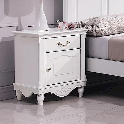 AS-法卡娜歐風床頭櫃-50x43x61cm