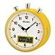 SEIKO 日本精工 嗶嗶聲 靜音 計時秒錶 倒數計時 鬧鐘(QHE114E)白/12X10.6cm product thumbnail 1