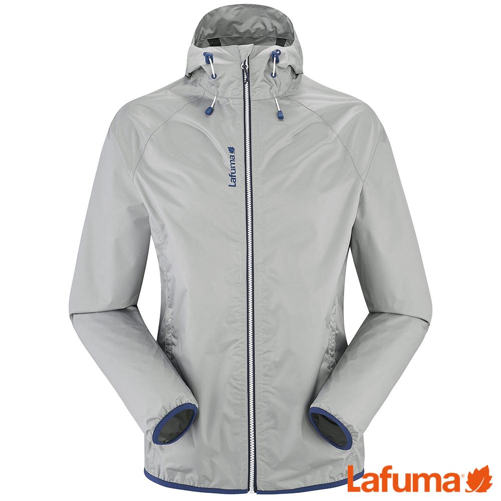 LAFUMA-男 LIGHT CT 輕量防水外套-LFV113616912-灰