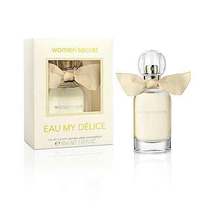 WOMEN SECRET EAU MY DELICE繽紛樂活女性淡香水30ml