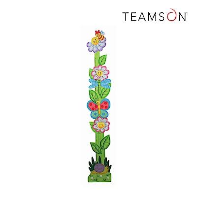 Teamson 魔法花園兒童身高成長尺