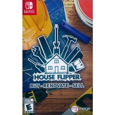房產達人 House Flipper - NS Switch 中英日文美版