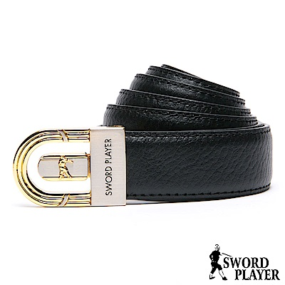 SWORD PLAYER - 莎普爾英倫款皮革珠扣式皮帶