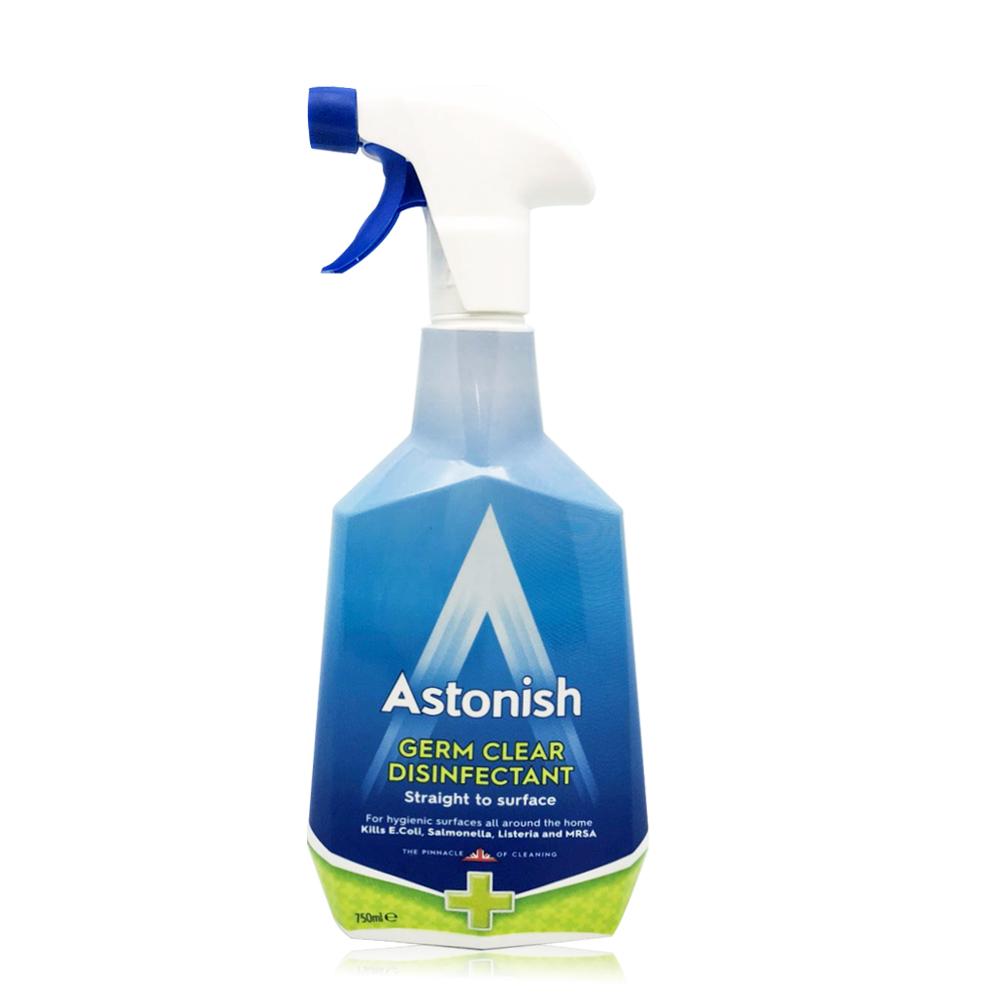 Astonish英國潔4合1強效殺菌消毒清潔劑1瓶(750mlx1)