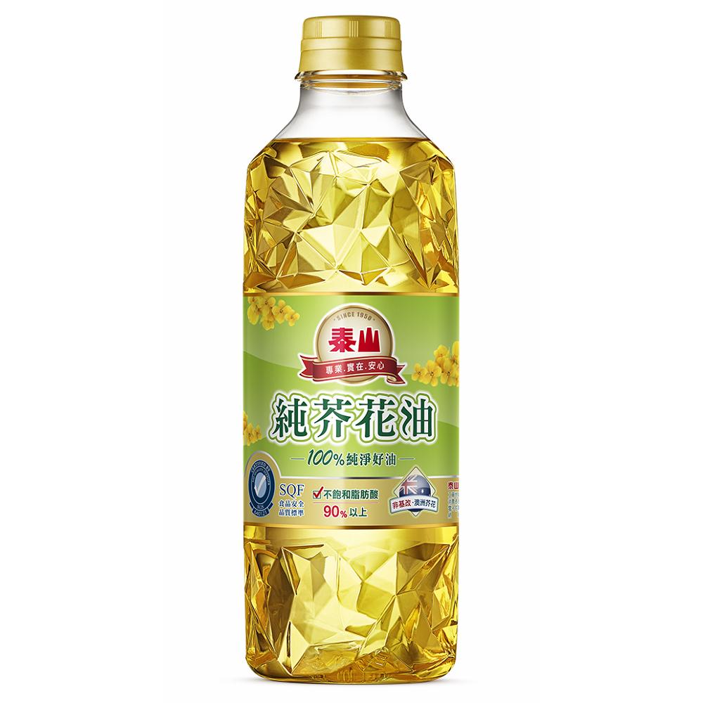 (活動)泰山 純芥花油(1L)