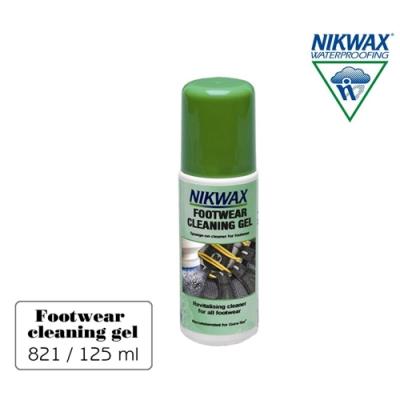 NIKWAX 擦式登山鞋清洗劑 821(20I)-125ml