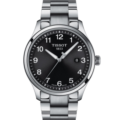 TISSOT GENT XL CLASSIC 經典大三針男錶(T1164101105700)