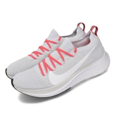 Nike 慢跑鞋 Zoom Fly Flyknit 女鞋