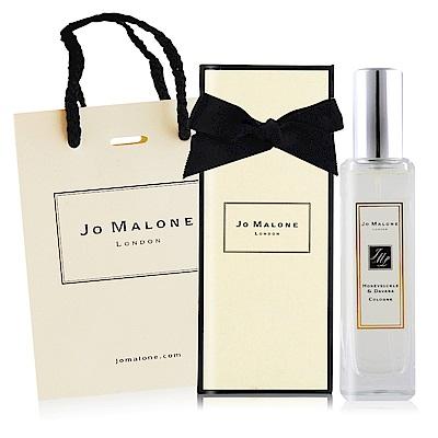 Jo Malone 忍冬與印蒿香水 30 ml(含外盒+緞帶+提袋)