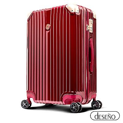 Marvel 復仇者聯盟系列 29吋 新型拉鍊行李箱-鋼鐵人