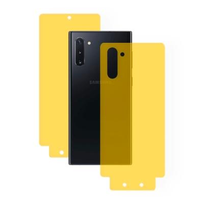 LUCCIDA Samsung Note 10 犀牛皮防爆膜