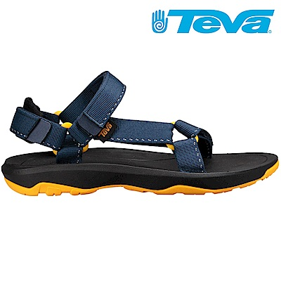 TEVA Hurricane XLT2 大童 休閒涼鞋 海軍藍