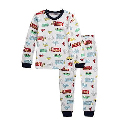baby童衣 兒童套裝 薄長袖睡衣居家服  82009