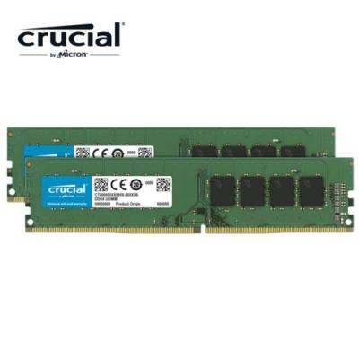 Micron Crucial DDR4 3200/32G (16G*2) 雙通道桌上型記憶體 (原生3200)(CT2K16G4DFRA32A)